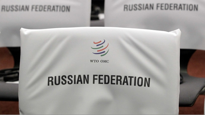 Russia's first year in WTO: short-term pain to get long-term gain?