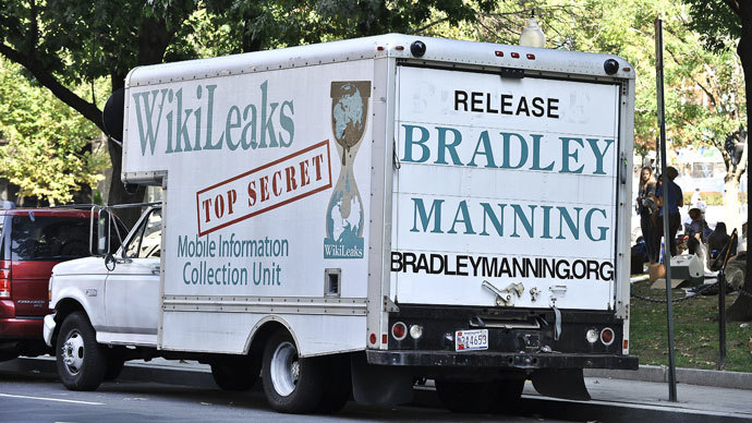 WikiLeaks: Manning's sentence a 'tactical victory'