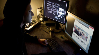Anonymous busted: 13 hacktivists indicted over Operation Payback
