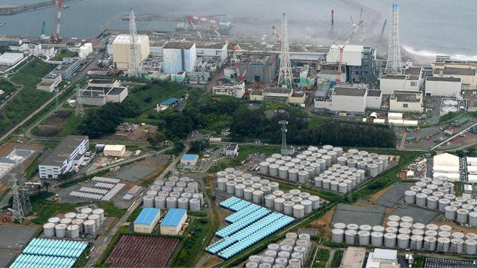 New radiation readings suggest more Fukushima tank leaks