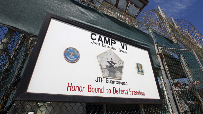World-famous Gulag classic prohibited by Guantanamo authorities