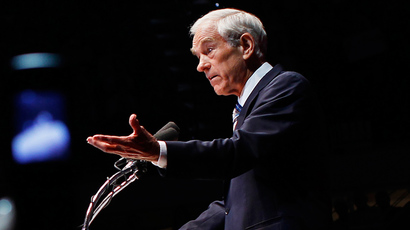 Ron Paul urges Virginians not to vote for Libertarian candidate