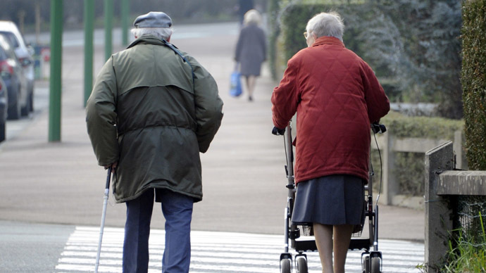 'Time bomb': Aging population may explode global economy by 2050