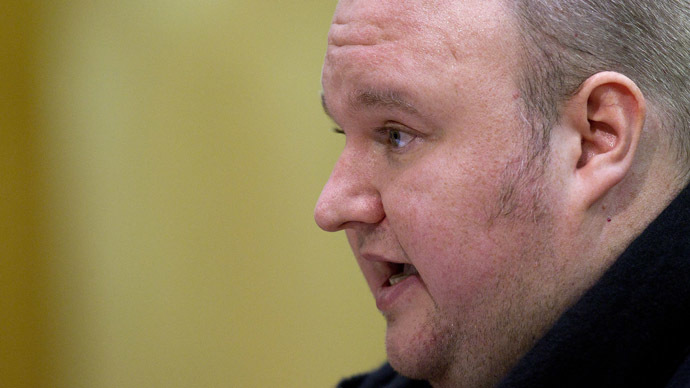 Megaupload founder Kim Dotcom (AFP Photo/Marty Melville)
