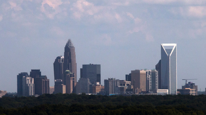 The Charlotte, North Carolina  (Reuters / Adrees Latif)
