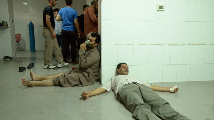 3,600 patients with neurotoxic symptoms in Damascus hospitals on Wednesday – Doctors Without Borders