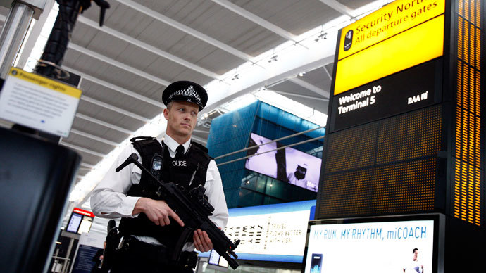 UK police 'charged' with misusing anti-terrorism procedures at border crossings
