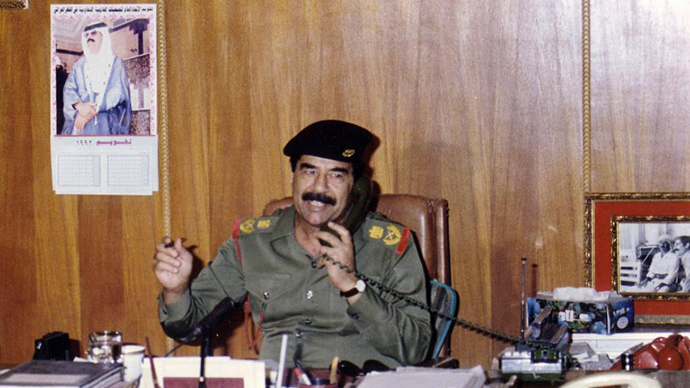 US gave Saddam blessing to use toxins against Iranians