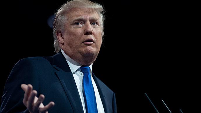 Tycoon Donald Trump (AFP Photo / Nicholas Kamm)