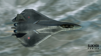 MAKS headroom: Russia unveils plans for new anti-missile system, 5th-generation fighter jet