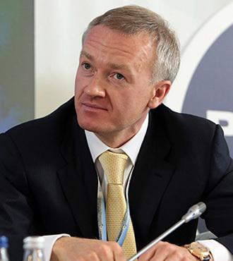 Uralkali General Director Vladislav Baumgertner (RIA Novosti / Ekaterina Chesnokova)