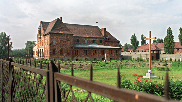 Poland, Auschwitz-Birkenau (AFP Photo)