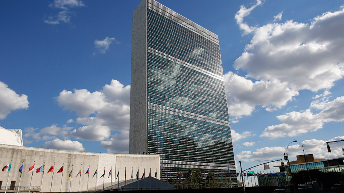 UN headquarters  in New York (Reuters / Chip East)