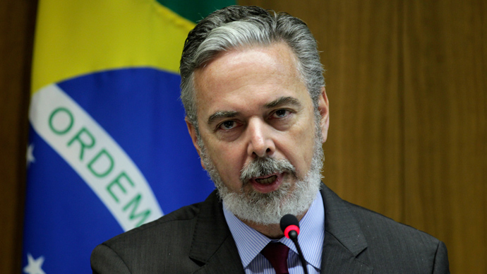 Brazil's foreign minister resigns in diplomatic flap