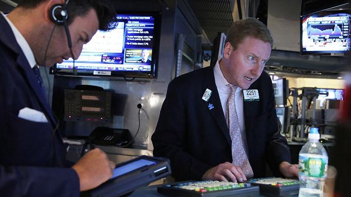 Market Buzz: Stocks shaky on Syria
