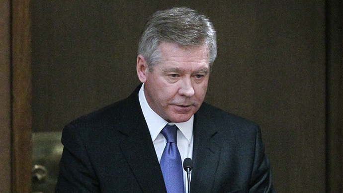 Deputy Minister of Foreign Affairs Gennady Gatilov (RIA Novosti / Vladimir Fedorenko)