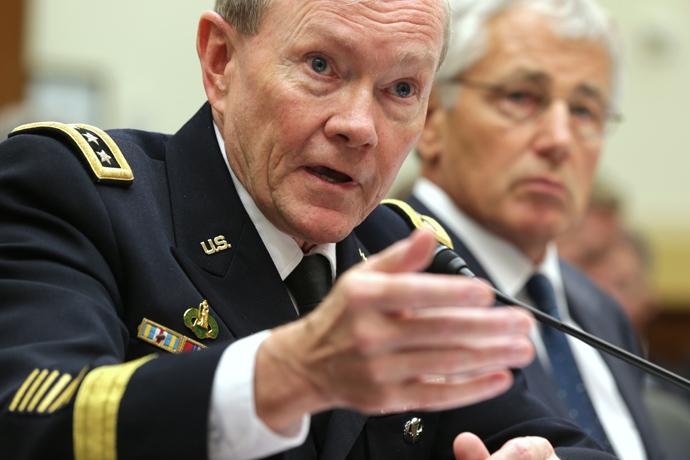 U.S. Defense Secretary Chuck Hagel (Alex Wong / Getty Images / AFP)