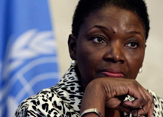 Valerie Amos (Reuters / Denis Balibouse)