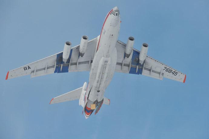 Il-76.(RIA Novosti / Vladimir Baranov)