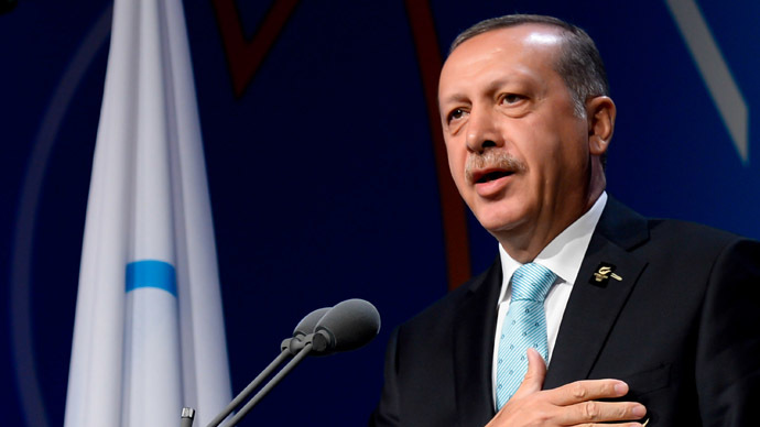 Prime Minister of Turkey, Recep Tayyip Erdogan (AFP Photo)