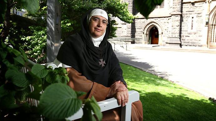 Mother Agnes Mariam el-Salib