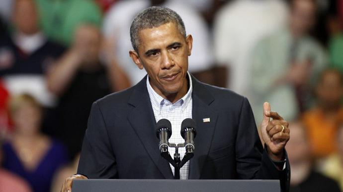 Obama reportedly considering 2-day strike on Syria