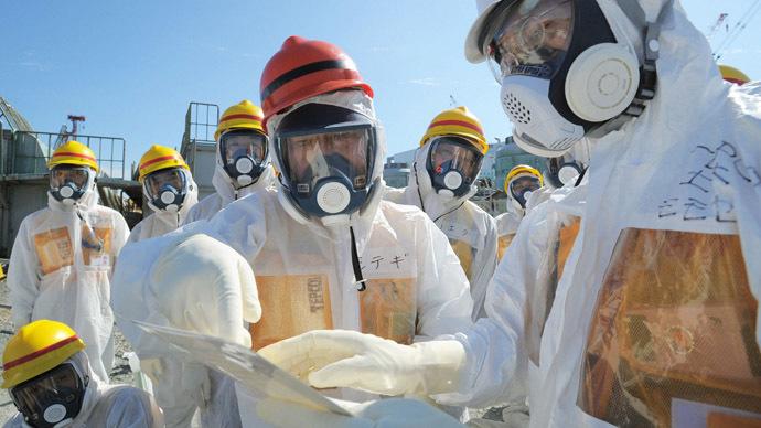Fukushima leak classified as 'serious radiation incident'