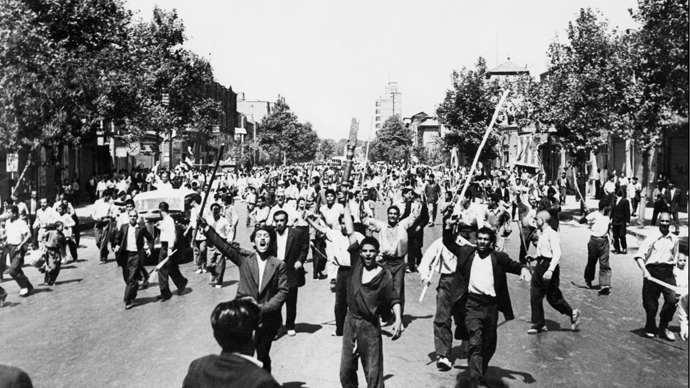 On August 19, 1953, democratically-elected Iranian Prime Minister Mohammad Mossadegh was overthrown in a coup orchestrated by the CIA and British intelligence, after having nationalized the oil industry (AFP Photo)