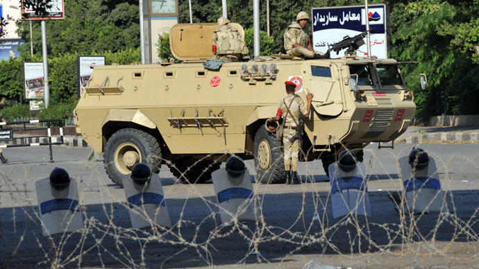 Britain suspends 49 military export licenses to Egypt
