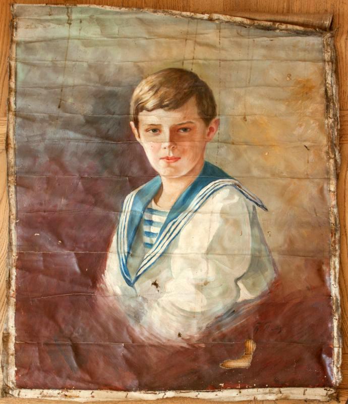 Photo courtesy of the Tsarskoye Selo state museum (image from konkretno.ru)