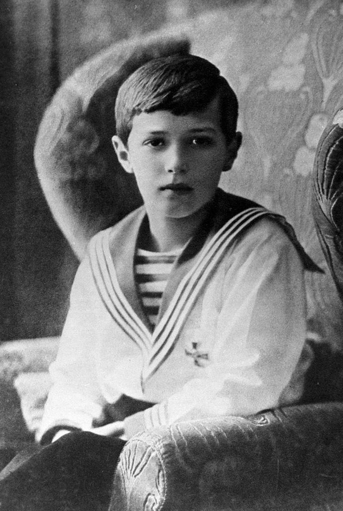 His Imperial Highness, Sovereign Heir Tsarevich, Grand Duke of Russia Aleksey Nikolaevich. (RIA Novosti/Mikhail Filimonov)