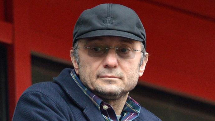 Businessman Suleiman Kerimov (RIA Novosti)