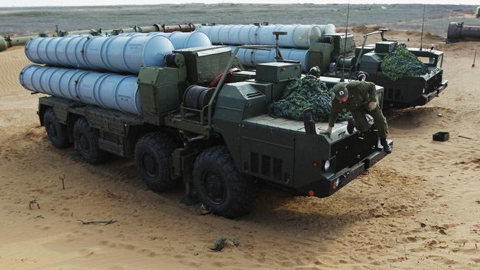 S-300 air defense (RIA Novosti/Valeriy Melnikov)