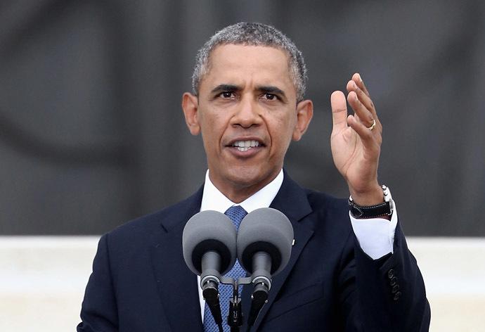 U.S. President Barack Obama (Alex Wong/Getty Images/AFP)