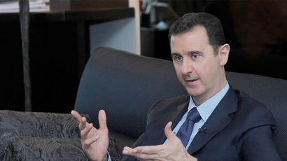 US intel report stops short of confirming Assad is responsible for chemical attack