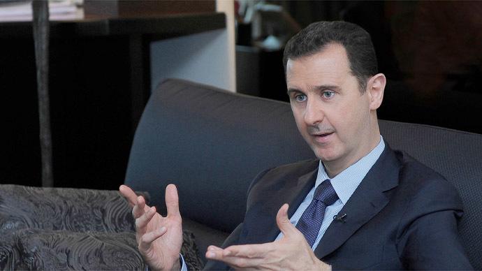 Syrian President Bashar Assad (AFP/SANA)