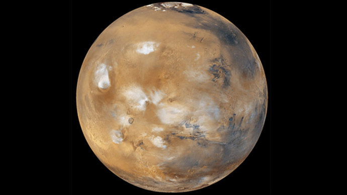 Life on Mars? It could be on Earth