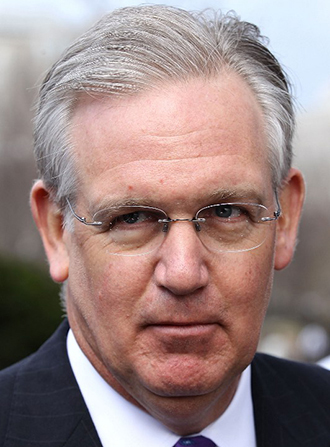 Governor Jay Nixon of Missouri (AFP Photo / Alex Wong)