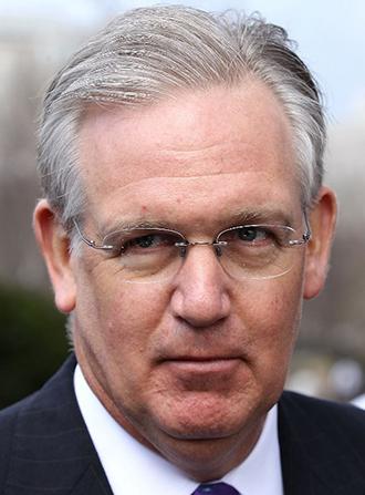 Governor Jay Nixon of Missouri (AFP Photo / Alex Wong)