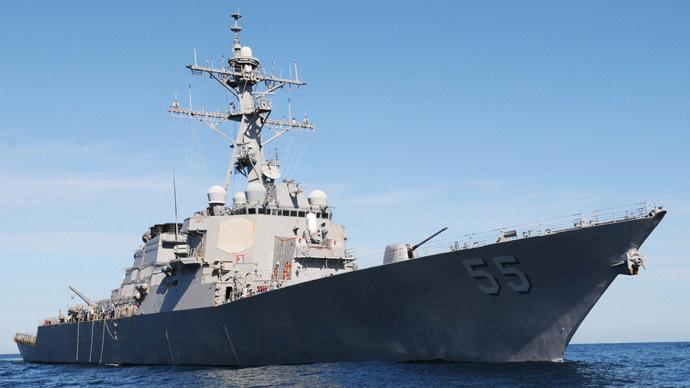USS Stout (DDG 55) (AFP/US Navy)