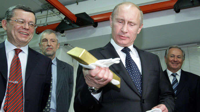 Russia prepares budget for oil drop