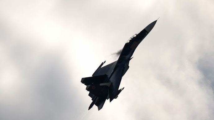NORAD and Russian fighter jets conduct military drills amid tensions surrounding Syria