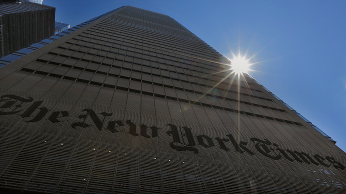 UK officials asked New York Times to destroy Snowden docs