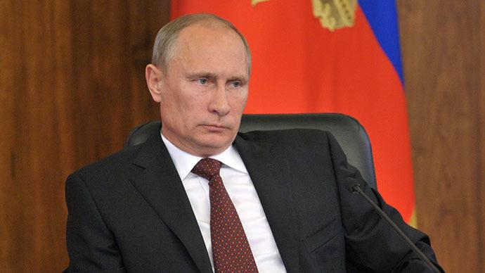 Russian President Vladimir Putin (RIA Novosti / Aleksey Nikolskyi)