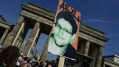 Thousands protest NSA spying in Berlin (VIDEO)