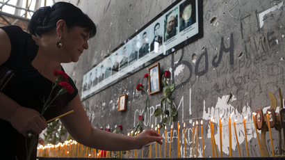3 days in hell: Russia mourns Beslan school siege victims 10 years on