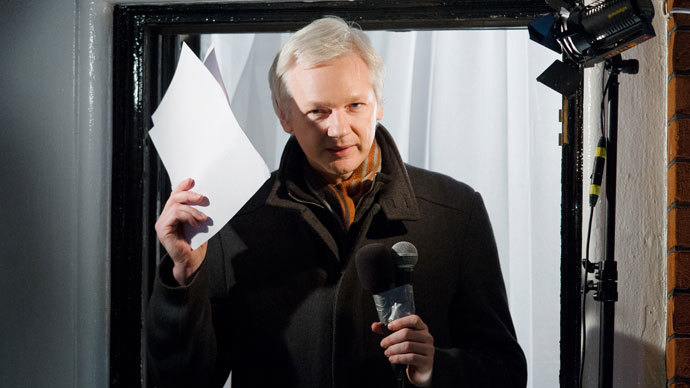 Assange requests investigation into US actions against WikiLeaks
