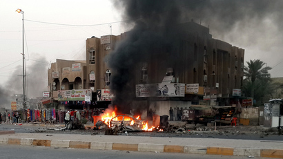 More than 50 dead, 120 wounded as concurrent car-bombs go off across Iraq