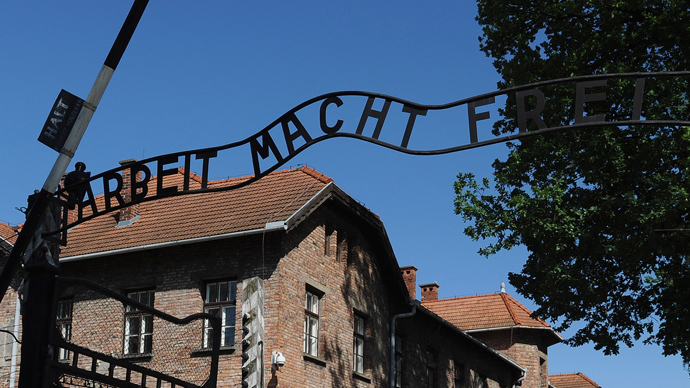 Germany arrests 93-yo former Nazi medic over WWII Auschwitz massacres