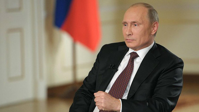 'Russia's only choice is to permit Snowden to live here' - Putin